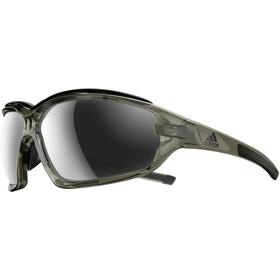 adidas Evil Eye Evo Pro Brille L cargo shiny/chrome